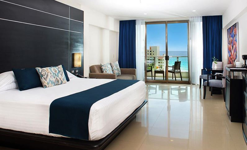 Seadust Cancun Rooms
